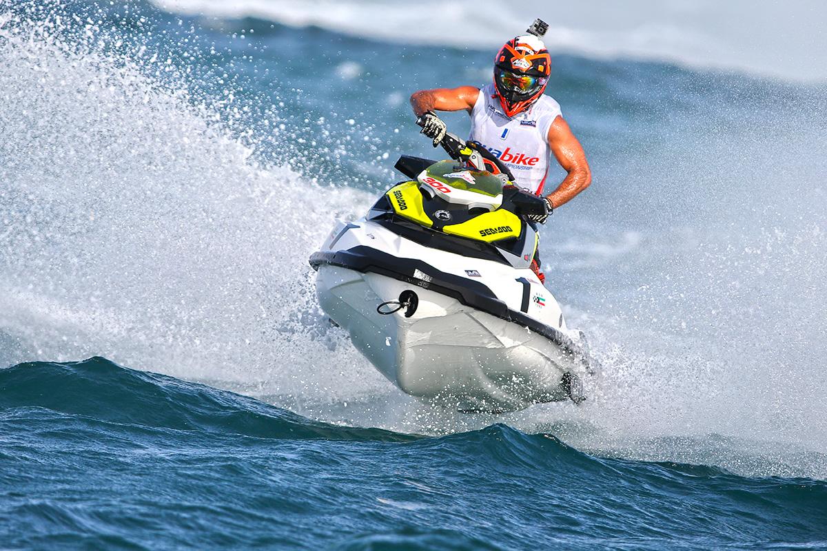 Aquabike World Championship Jetski Race