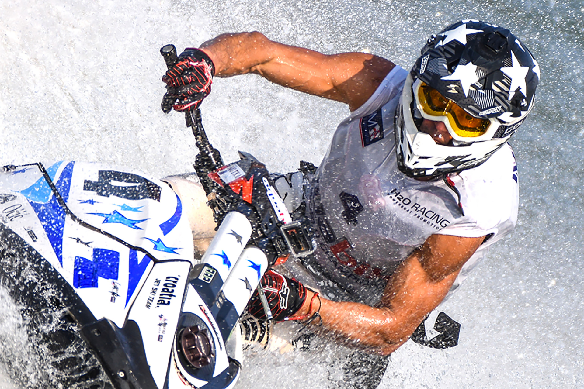 Aquabike World Championship Jetski Race